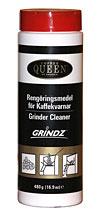 Coffee grinder cleaner