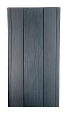 Cqube base cabinet black